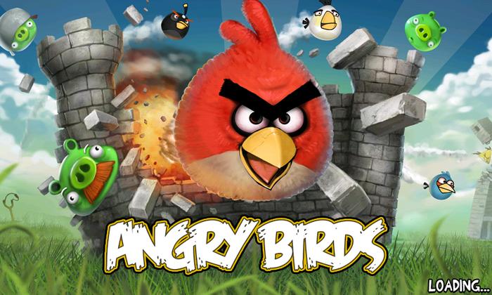 Costo de Angry Birds