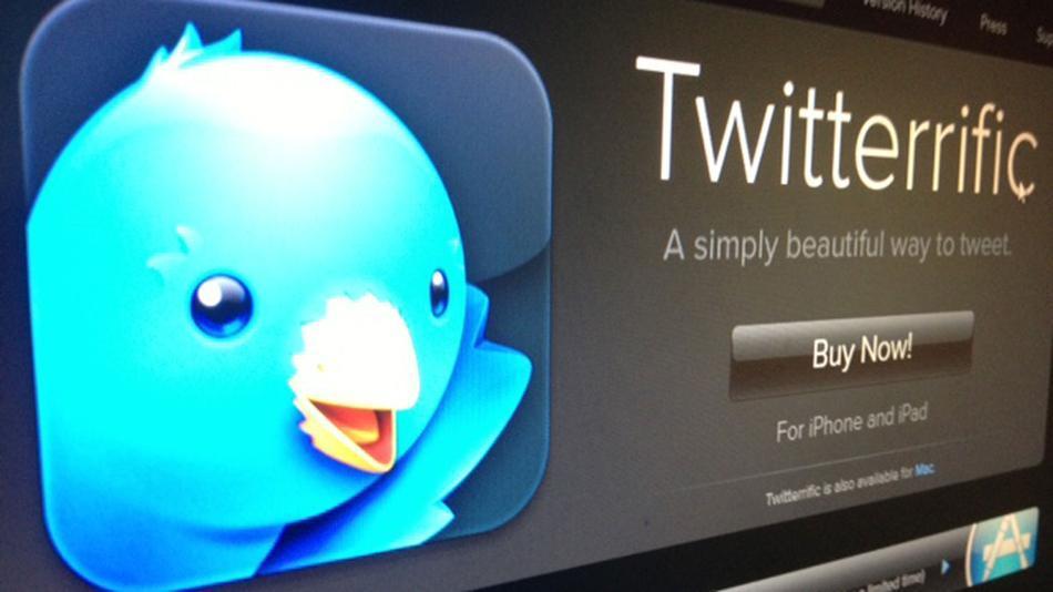Costo de desarrollo de Twitterrific