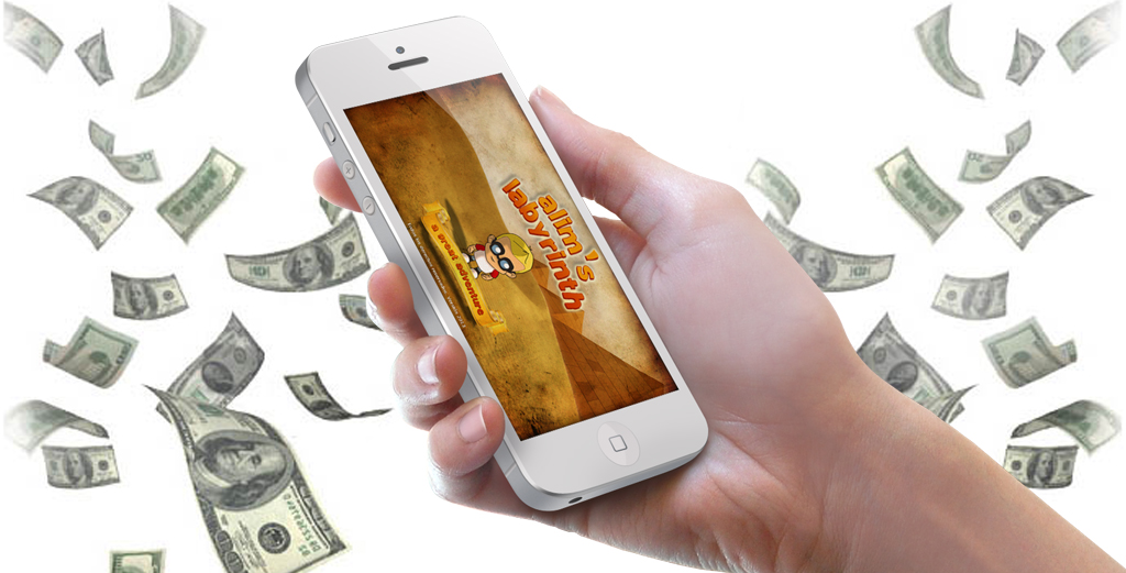 como ganar dinero con aplicaciones moviles